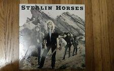 STEALIN HORSES ARISTA CASTLE AL-8520 Near Mint Vinyl Cover Shrinkwrap