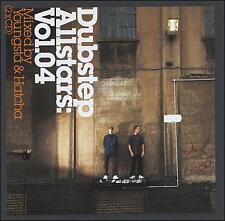 Dubstep Allstars, Vol. 4 * by Hatcha (CD, Jul-2006, 2 Discs, Tempa)