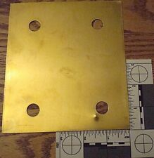 Lot=3 PCS*Brass Shim Stock*.010 + .020*NOS*Please Read*Free Shipping