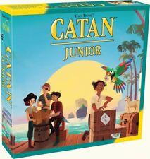 Catan Junior 2nd Edition Board Game Catan Studios CN3025 Jr Family Kids Settlers