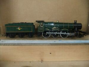 Hornby R.759 Hall Class 4-6-0 Loco re-personalised BR Green Blaisdon Hall 4910