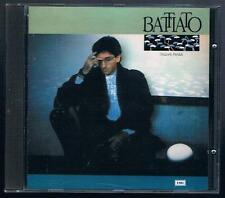 FRANCO BATTIATO ORIZZONTI PERDUTI CD MADE IN ITALY COME NUOVO!!!