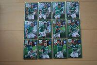 Panini Adrenalyn XL FIFA 365 2018 Karten Palmeiras Team Mate aussuchen