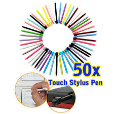 50x Plastic Touch Stylus Pen Fr NDS Nintendo DS Lite NDSL Game Console Random