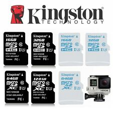 Micro SD Card 32GB 64GB 128GB 16GB 256GB Extreme Pro Kingston SDHC SDXC Memory