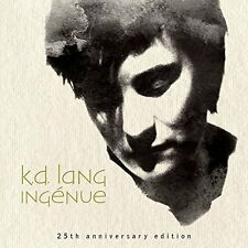 KD LANG New Sealed 2018 25th ANNIVERSARY INGENUE & UNPLUGGED 2 VINYL RECORD SET