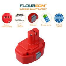 FLOUREON 18 Volt 3000mAh Ni-MH Battery for Makita 1834 1835 LS711D 4334D PA18