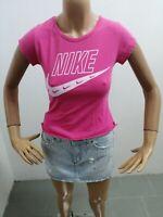 Maglia NIKE donna taglia size S woman maglia maglietta shirt P 5820