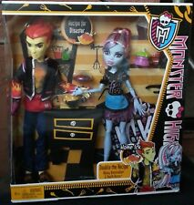 MONSTER HIGH HEATH AND ABBEY 2 PACK HOME ICK BNIB NEW!