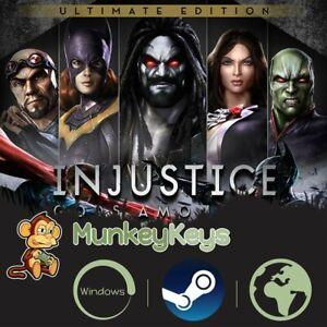 Injustice: Gods Among Us Ultimate Edition (Steam)