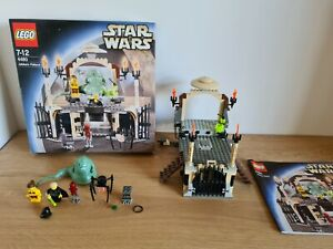 Lego Star Wars 4480 Jabba's Palace - complete, box, instructions, minifigs
