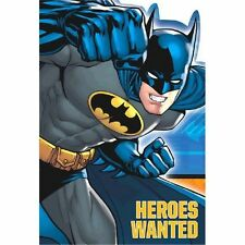 Batman Birthday Party 8 Invitations Envelopes Seals Save the Dates