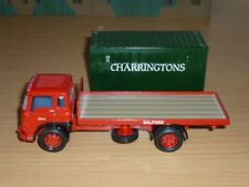 Corgi Diecast lorry BRS Bedford 4 wheel flatbed with Container CODE 3