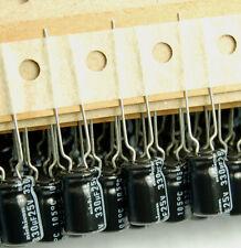 5pcs 330uf 25v Electrolytic Capacitor ( Upgrade 16v 10v ) 25v330uf Nichicon HV