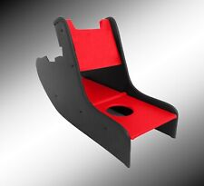 CENTRE CONSOLE for Mini 1971-2001 RED and CUSTOM Colour Choice + Instructions