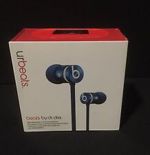 Beats by Dre urBeats In-Ear Headphones (blue) Brand New, Sealed Box