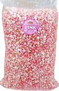 Ready Made Popcorn VANILLA PINK SWEET Huge Bag