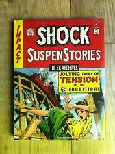 EC - Shock Suspenstories - Volume 3 - Oversized HC - New&Sealed