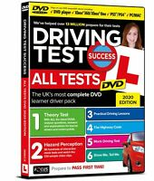 Driving Test Success All Tests DVD Interactive 2020 Edition (DVD Video)