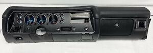 1970-1972 Chevelle SS dash Gauge conversion Dakota Digital RTX Retro Iphone