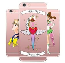 Sailor Moon Silicone Case Cover Apple iPhone XS Max XR X 8 7 6 Plus 5 Samsung
