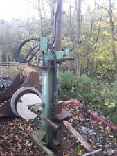 Holzspalter, Traktor, Hydraulikagregat, Zapfwellenbetrieb, Binderberger