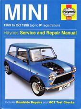 Mini books and manuals ebay new haynes workshop repair manual mini cooper 1969 2001 sciox Choice Image