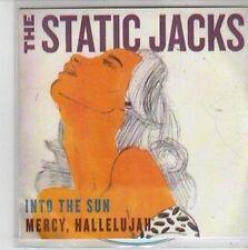 (CH732) The Static Jacks, Into The Sun - 2011 DJ CD