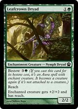 Leafcrown Dryad   x4 NM Theros MTG Magic Cards Green Common