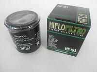 HIFLO FILTRO OLIO HF183 PER BENELLI   125 Adiva (2000 2001 2002 2003)