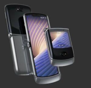 NEW Motorola Razr 5G 256GB Xt2071-3 Foldable Phone