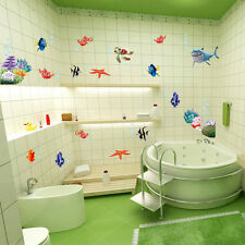 Finding Nemo Kids Baby room decor Wall sticker wall decals Window Mural