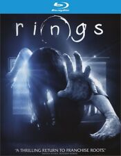 Rings (Blu-ray Disc ONLY, 2017)