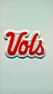 Vintage Tennessee Volunteers VOLS NCAA Embroidered Logo Iron On Patch