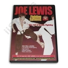 Joe Lewis Karate Systems Inside Contact Fighting Techniques #17 Dvd Jl17 new Fs