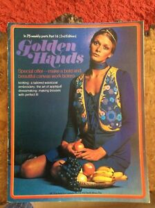Golden Hands.Part 16.Knitting.Embroidery.Dressmaking.Canvas work.2nd edition