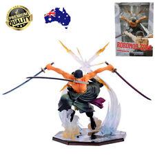 Anime One Piece Roronoa Zoro Prisoner Ver. PVC Action Figure Toys Model 21CM AU