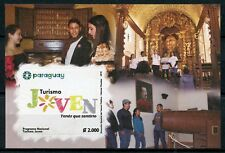 Paraguay 2018 MNH Natl Programme Youth Tourism JOVEN 1v M/S Cultures Stamps