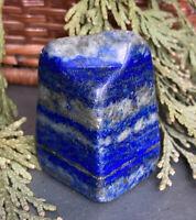 53g RICH BLUE LAPIS LAZULI CRYSTAL POLISHED HEALING SPECIMEN  Reiki AFGHANISTAN