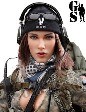 "Action figure: Verycool - ACU camo female shooter 1/6 12"" - VCF-2026"