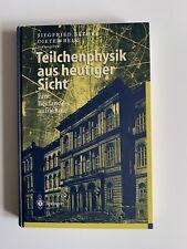 Fachbuch Teilchenphysik aus heutiger Sicht