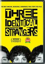 Three Identical Strangers (DVD, 2018) FASCINATING ABOUT TRIPLETS SEPARATED