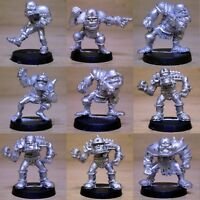 Blood Bowl 2nd Edition Orcs - Games Workshop/Citadel Miniatures #854
