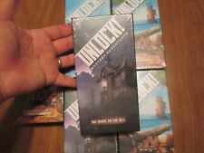 UNLOCK ! MYSTERY ADVENTURES THE HOUSE ON THE HILL  BRAND NEW  BOARD GAME