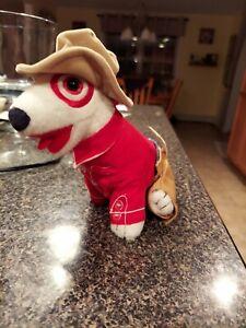 Target Bullseye Cowboy Dog 🎯