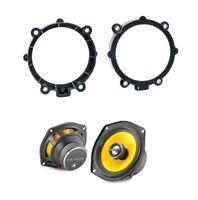 """JL Audio 5.25"""" speaker upgrade for Mercedes Sprinter W906 models 2006 on"""
