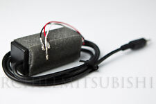 2009 2010 GENUINE OEM MITSUBISHI LANCER  AUDIO MP3 IPOD ADAPTER CABLE MZ360136EX
