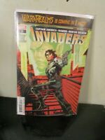 INVADERS #3 Marvel Comics 2019 NM CAPTAIN AMERICA WINTER SOLDIER BAGGED BOARDED~