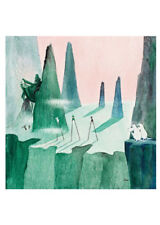 Moomin Poster Moomins and the Comet Chase 24 x 30 cm