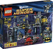 LEGO Super Heroes Batman - Rare - Batcave 6860 - New & Sealed